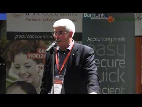 Tasmanian Congress 2012 - Damian Bugg presentation