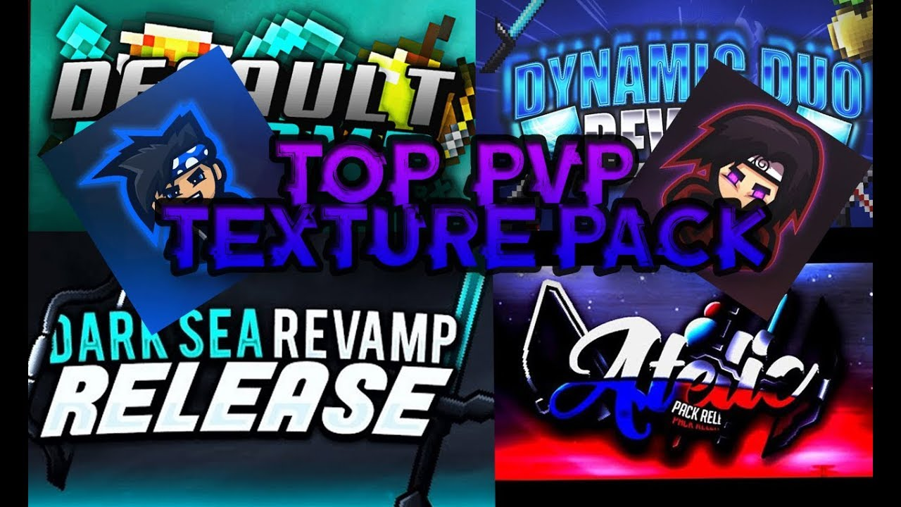best pvp texture pack 1.8.9
