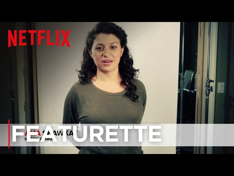 Arrested Development Season 4  On the set with Alia Shawkat HD  Netflix