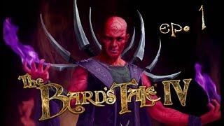 Zagrajmy w The Bard's Tale IV: Barrows Deep PL #1 - Legendarna seria RPG powraca!