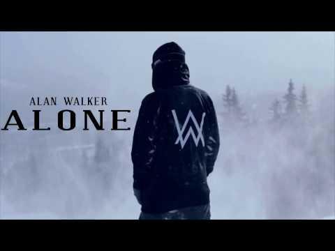 ALAN WALKER - ALONE  ( AUDIO  ) HD