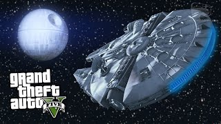 GTA 5 - Star Wars Mods  [Mod Showcase]