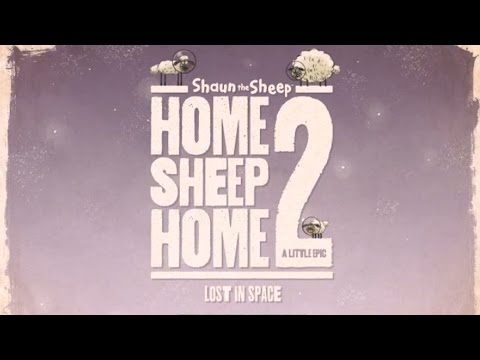 Home Sheep Home 2: Lost in Space Walkthrough