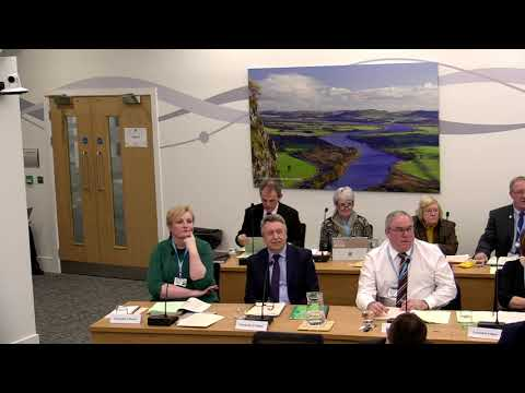 Perth and Kinross Council Budget - 22 February 2018