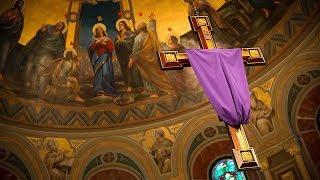 Por que cobrimos as imagens sacras na Quaresma?