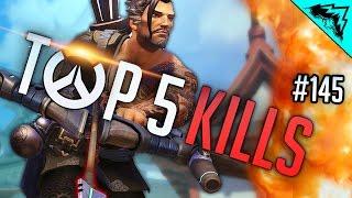OVERWATCH TOP PLAYS (Best Team Kill, TRICKSHOT, SOLO Cap,  Play of the Game, Killstreak) WBCW #145