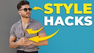 5 Men's Fashion Hacks to Make ANY OUTFIT BETTER | Men's Style 2019 | Alex Costa