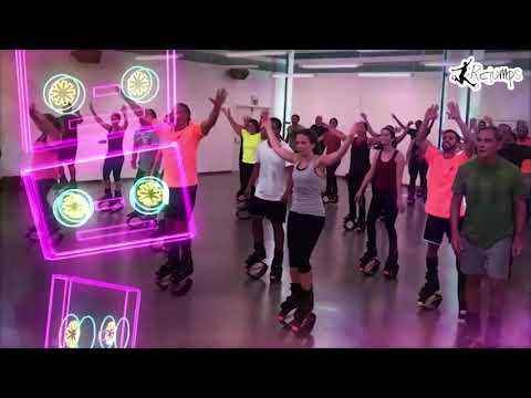 Kangoo Jumps en Olivais (Portugal)