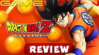 Dragon Ball Z: Kakarot - REVIEW (PS4) (Video Game Video Review)