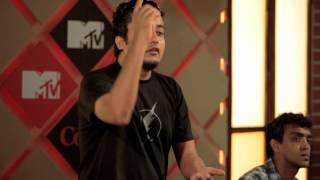 Saathi Salaam BTM (5-min) - Clinton Cerejo feat Sawan Khan Manganiyar, Coke Studio @ MTV Season 2