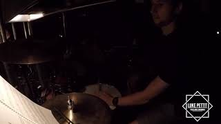 The Girl Gets Around - Footloose (drum cam) - Luke Pettit