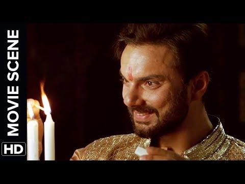 The Fiery First Night   Salaam-e-Ishq   Movie Scene