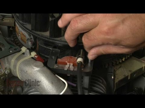 hqdefault kohler small engine ignition coil replacement 24 584 45 s youtube Kohler Small Engine Wiring Diagram at gsmportal.co