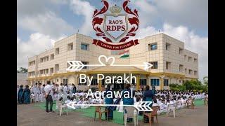 Rao Rukmani Devi Public School Lolri Rajmarg / school memory / by Parakh Agrawal