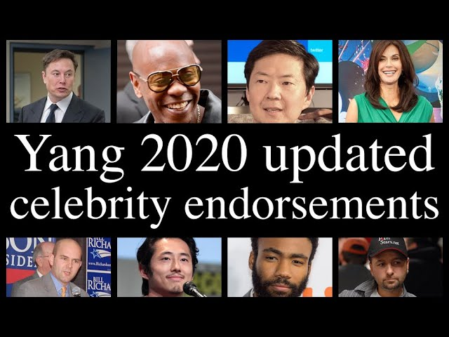 Influencers/Celeb Endorsements
