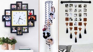 8 Modern Photo Frame Ideas !!!