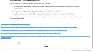 CForma - Corrección de Respuestas en línea