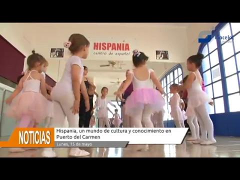 Hispania, un mundo de cultura y conocimiento en Puerto del Carmen