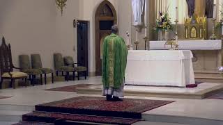 Fourteenth Sunday in Ordinary Time - 10:30 AM Mass at St. Joseph's (7.5.20)