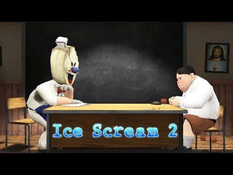 🍦 Ice Scream 2 🍦 МОРОЖЕНЩИК РОД убил ПАПУ - Ice Scream Episode 2 Айс Крим 2