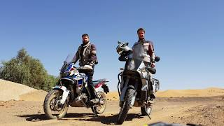 Morocco motorcycle trip 2018