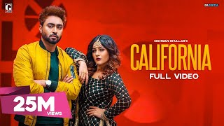 California Video Nishawn Bhullar Priya Sukhe Jass Manak Satti Dhillon GK Geet MP3