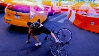 Chasing Strangers in Manhattan