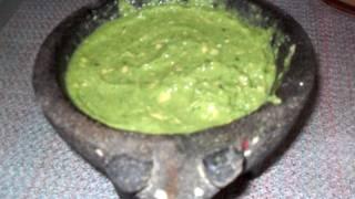 receta de salsa verde comida mexicana fcil rpido y muy rica la receta de la abuelita