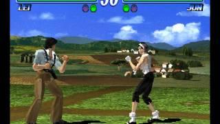 Play Tekken 2 Online Psx Game Rom Playstation Emulation Playable On Tekken 2 Psx
