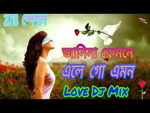 Jani Na Kemone /// Bappi Lahiri, Alka Yagnik //  Bengali DJ mix. Audio 🎶 Bvmix