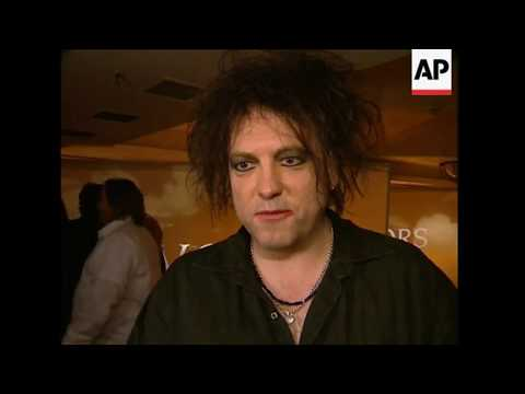 Interview with Robert Smith (Ivor Novello Awards 2005)