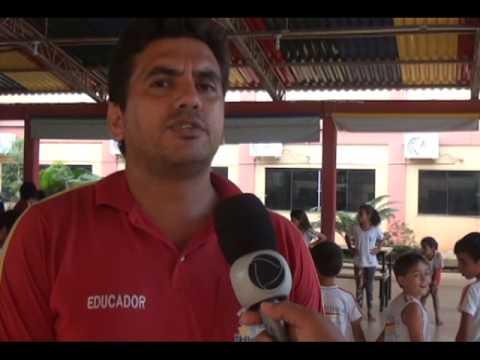 Escola Teotônio convida todos para a festa junina que acontecerá no dia 10 de junho