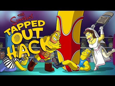 The Simpsons: Tapped out Hack   Simpsons Wrestling Update