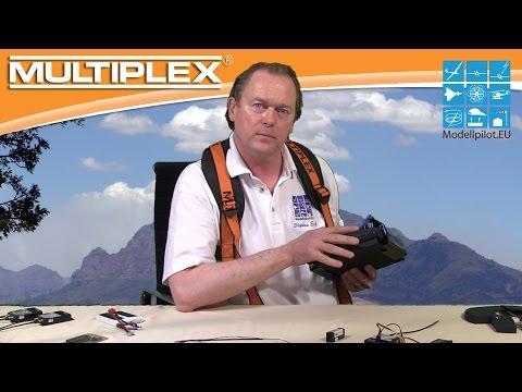 PROFI TX 16 M-LINK von MULTIPLEX Modellsport Video Testbericht - Teil 1 - Umfassende Einführung