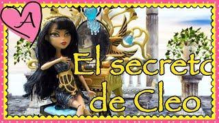 Monster High en español con muñecas y juguetes - El secreto de Cleo Parte 1