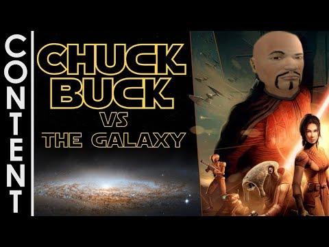 TIC The Galaxy vs Chuck Buck  Star Wars KOTOR Highlights