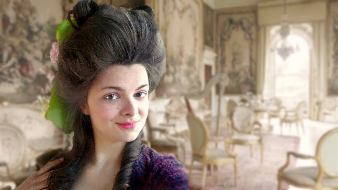 hair history: 18th century   baroque