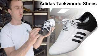 Adidas Taekwondo Shoes for Martial Arts Training