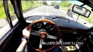 Alfa romeo gt junior - test drive (POV) - on board gopro