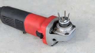 Top 5 Best Useful DIY Ideas for Angle Grinder
