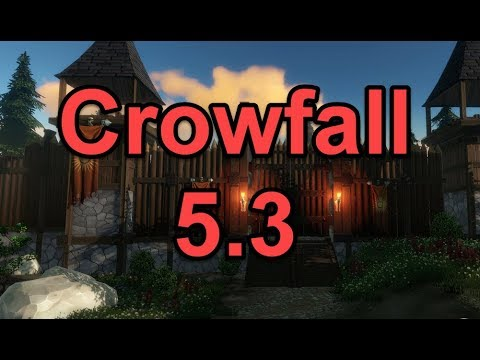 Crowfall Goodness