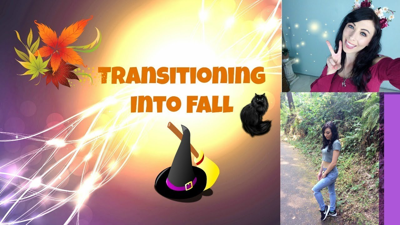[VIDEO] – Transitioning Into Fall Outfits~