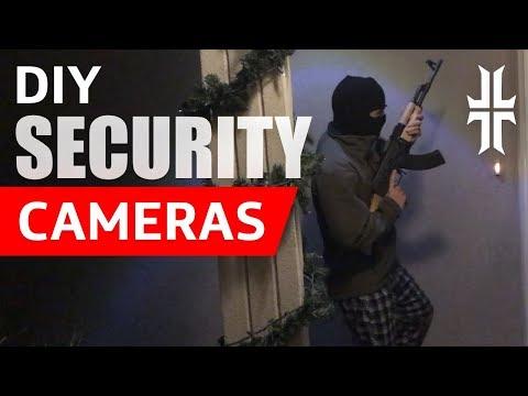 DIY for Cheap: Blink  Security Cameras