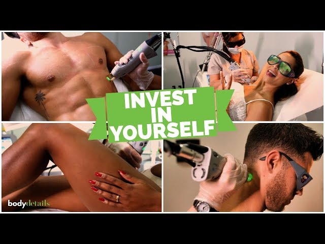 Laser Hair Removal | Invest in Yourself | Body Details