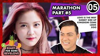 RED VELVET (레드벨벳) – MARATHON PART 05 – B-SIDES - MVs Reactio…