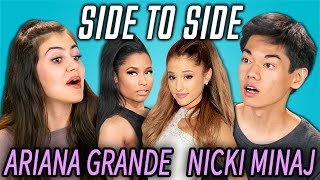 ARIANA GRANDE - SIDE TO SIDE FT. NICKI MINAJ (Lyric Breakdown)
