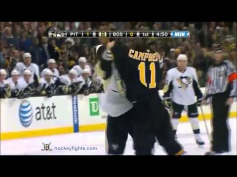 Boston Bruins Best Fights 2