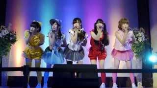 2014/2/22発売4thシングル「人生はいじわるなの...かな?」ライブ初公開...