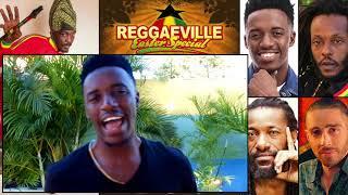 Romain Virgo Announcement - Reggaeville Easter Special 2018