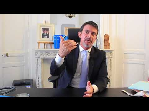 Interview Manuel Valls
